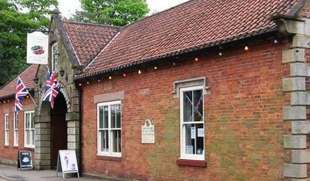 Sherwood Forest Arts And Crafts Centre