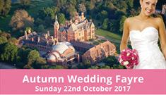 Kelham Hall Autumn Wedding Fayre