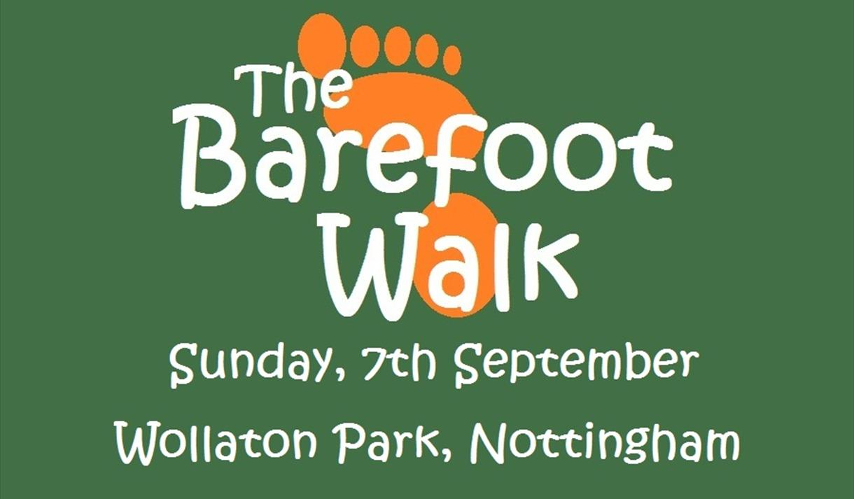 Nottingham Barefoot Walk 2014