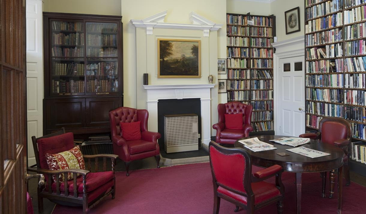 Bromley House Library | Visit Nottinghamshire