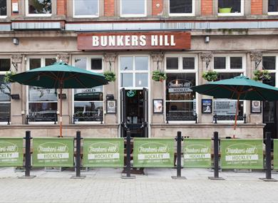 Bunkers Hill