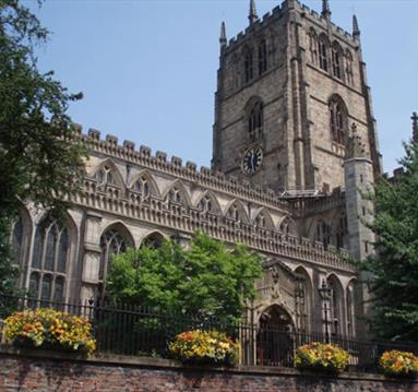 St Mary's Church Nottingham City Centre