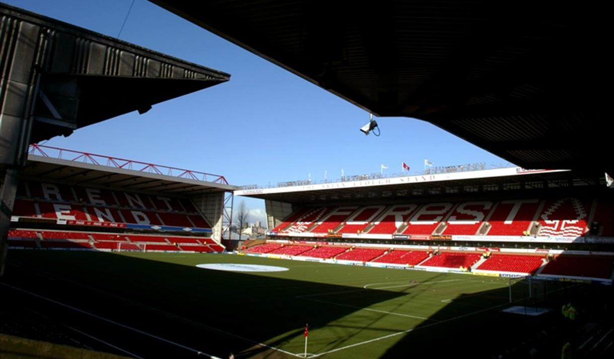 Nottingham Forest Home Fixtures - 2015 / 2016 Season