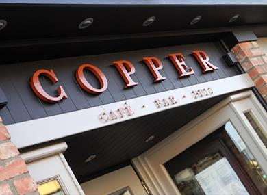 Copper Cafe Bar, West Bridgford