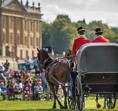 Chatsworth Country Fair