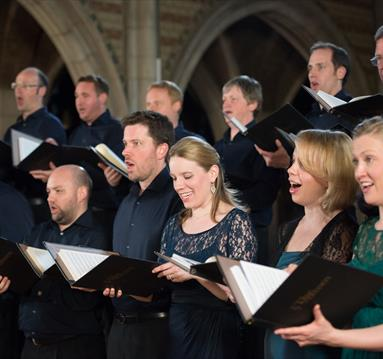 The Sixteen's Choral Pilgrimage 2016 – The Deer's Cry
