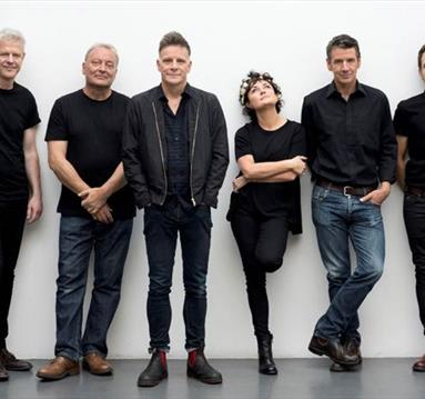 Deacon Blue Band Members
