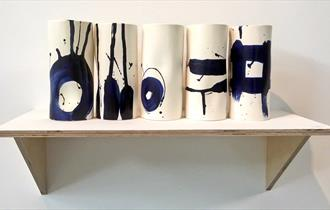 Earth & Fire International Ceramics Fair | Harley Gallery | Nottinghamshire