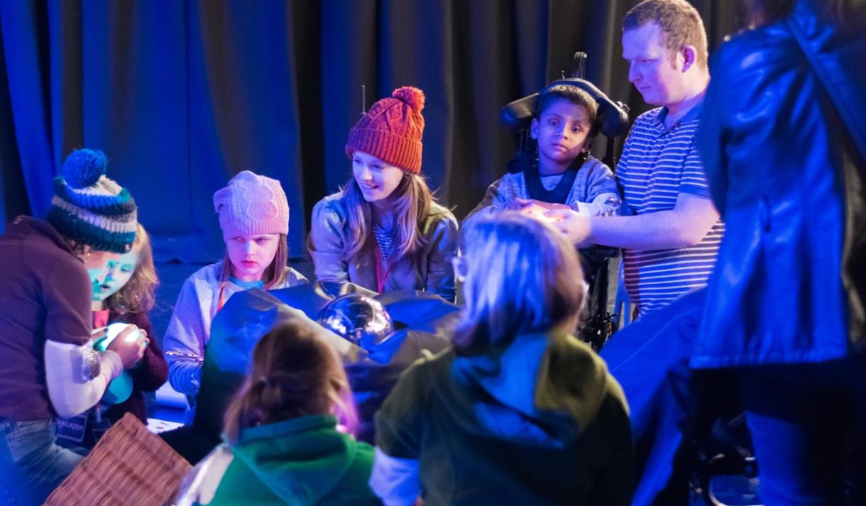 October Family Fest at Nottingham Playhouse