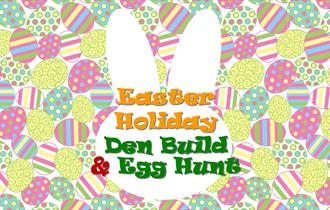 Rushcliffe Country Park Easter Holiday Den Build & Egg Hunt