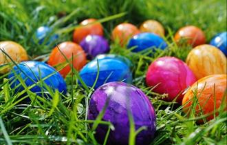 Easter Holiday Fun - Eggciting Easter Egg Hunt at Green's Windmill