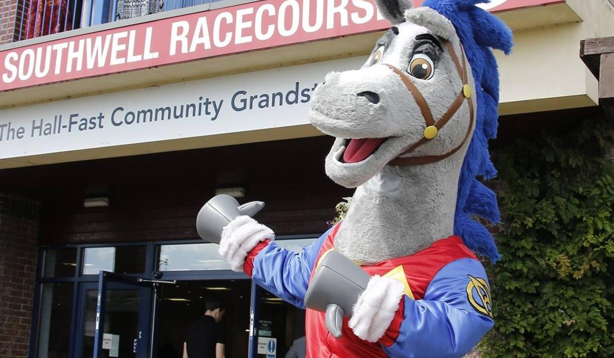 Family Fun Day Easter Sunday at Southwell Racecourse