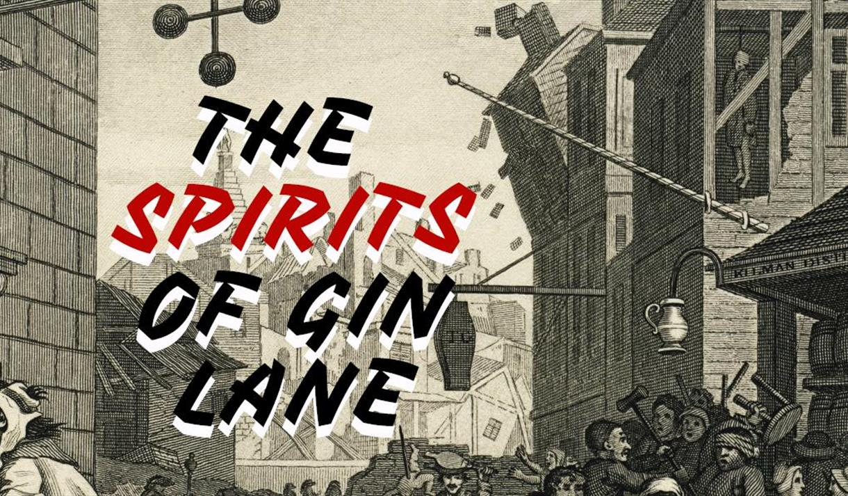 The Spirits of Gin Lane