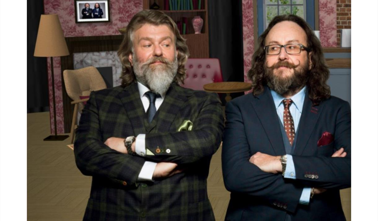 The Hairy Bikers | Visit Nottinghamshire