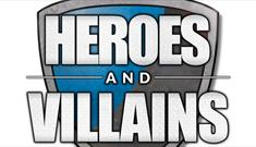 Heroes and Villains at Mansfield Central Library