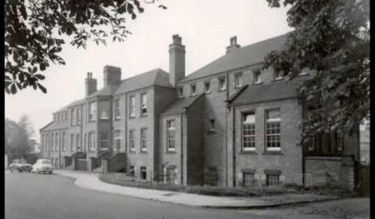 The History of the City Hospital Nottingham: A Talk On Its Origins by Paul Swift