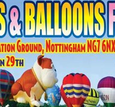 Tunes & Balloons Fiesta - 27th - 29th May 2016