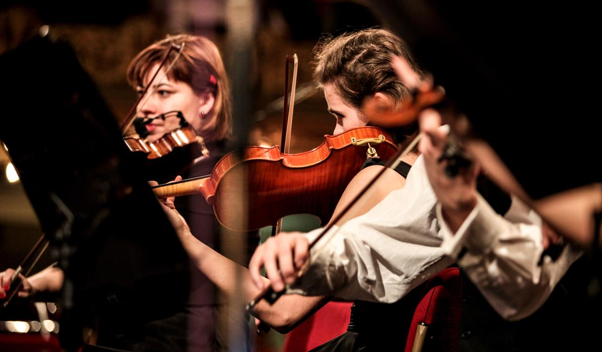 Outstanding Orchestras at Thoresby Hall Hotel