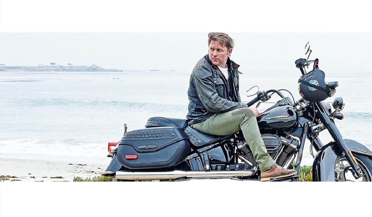 James Martin: On the Road... Again