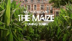 The Maize at Kelham Hall