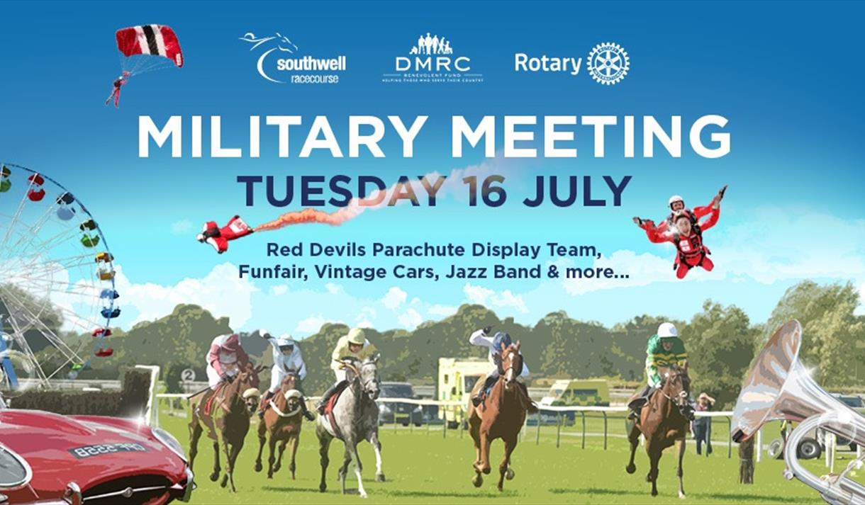 Military Meeting at Southwell Racecourse