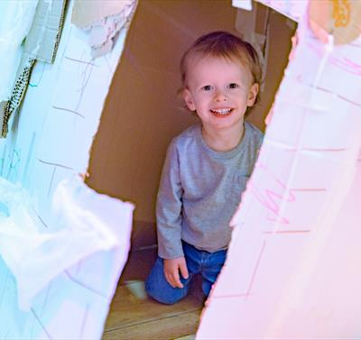 Easter Holiday Activities: Curious Constructions