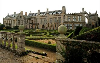 Meet the Ghosts of Newstead Abbey