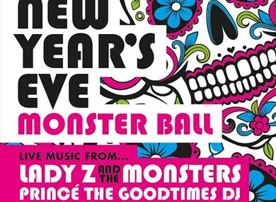 New Years Eve 2016 at The Southbank Bar (Trent Bridge)