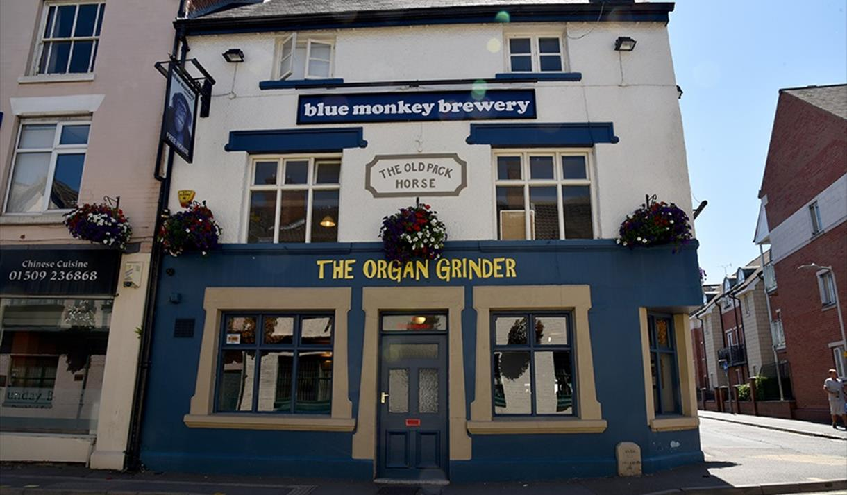 The Organ Grinder - Loughborough