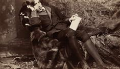 Tea with Oscar Wilde at Rufford Abbey!