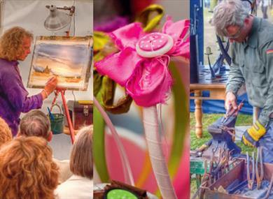 Patchings Festival of Art, Craft & Photography 2017
