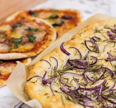 Italian Baking and Pizza Making at The School of Artisan Food