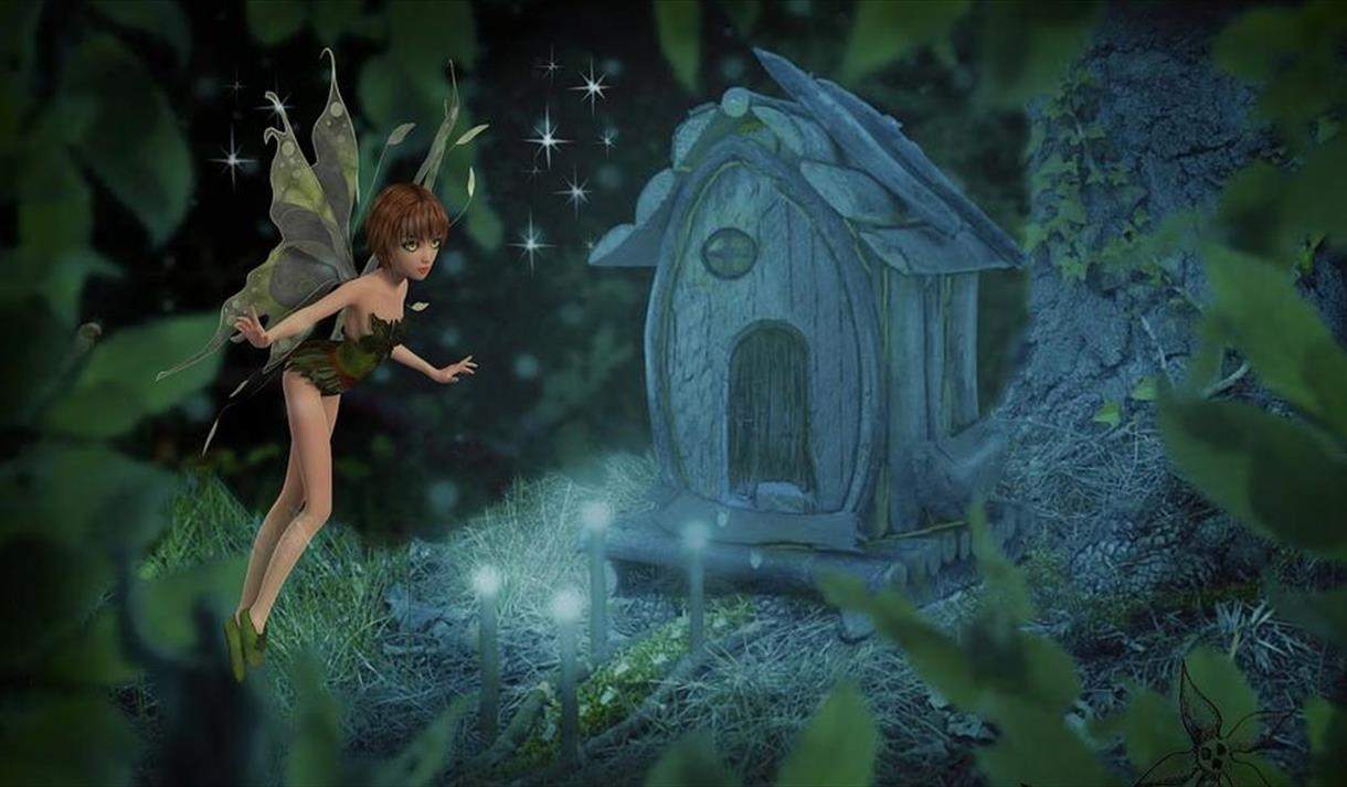 Enchanted Fairy Trail Rufford Abbey | Visit Nottinghamshire