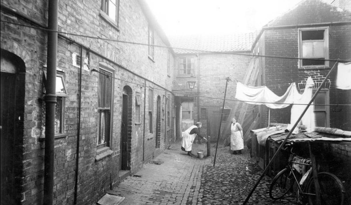 Lace Slums and the Occasional Riot! The Making of Victorian Nottingham