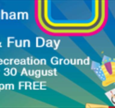 Nottingham Family Sports & Fun Day