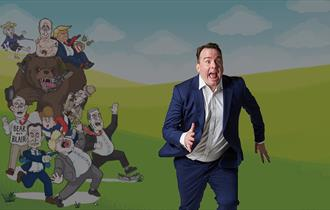 Matt Forde: Brexit Pursued by a Bear