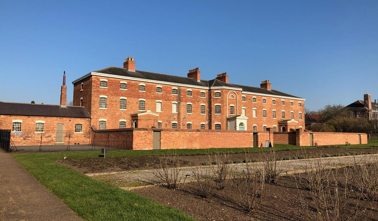 Heritage Open Day at The Workhouse