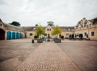 Thoresby Courtyard and Gallery