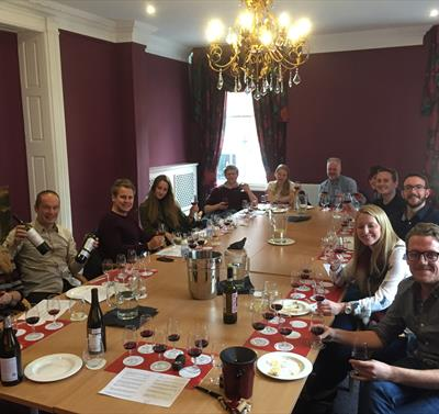 Notts Derby Wine School