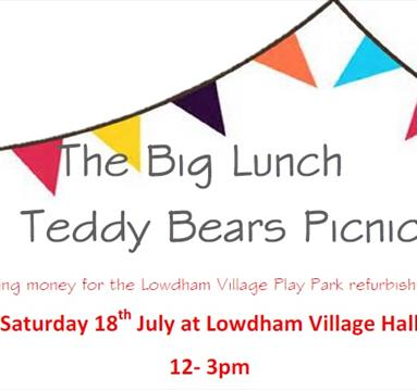 The Big Lunch Teddy Bears Picnic