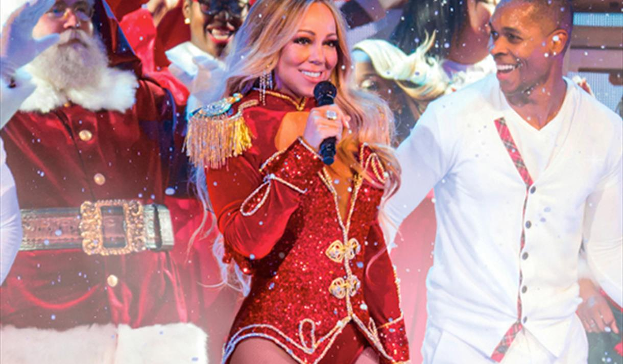 Mariah Carey: 'All I Want For Christmas Is You' European Tour