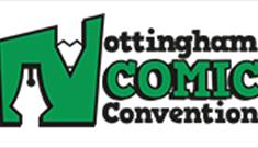 Nottingham Comic Convention 2017