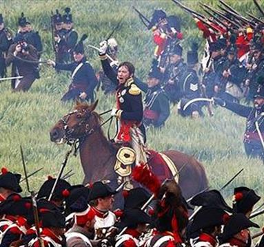 'Hard pounding gentlemen!' The Tactics of Waterloo