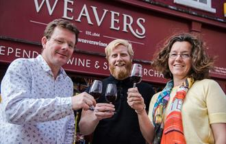 New Wave Wines: Wine Tasting at Weavers