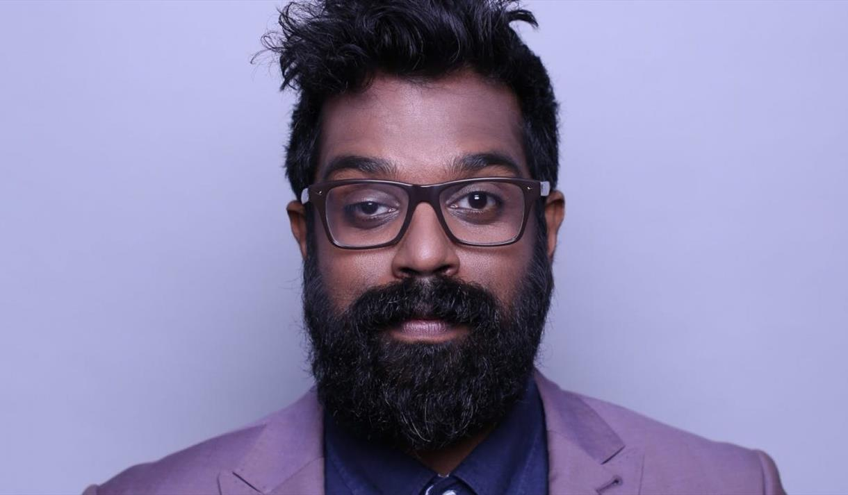 Romesh Ranganathan: The Cynic's Mixtape at The Royal Concert Hall