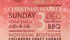 Christmas Market at Tom Browns Brasserie
