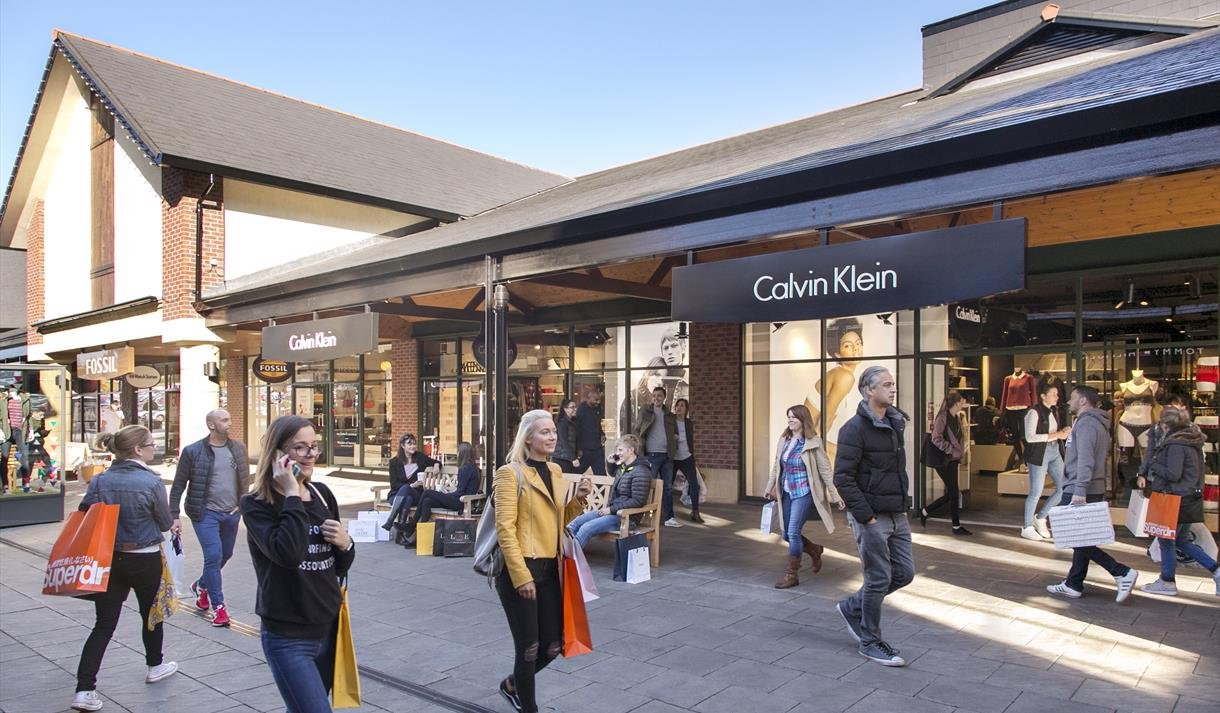 east midlands designer outlet alfreton visit